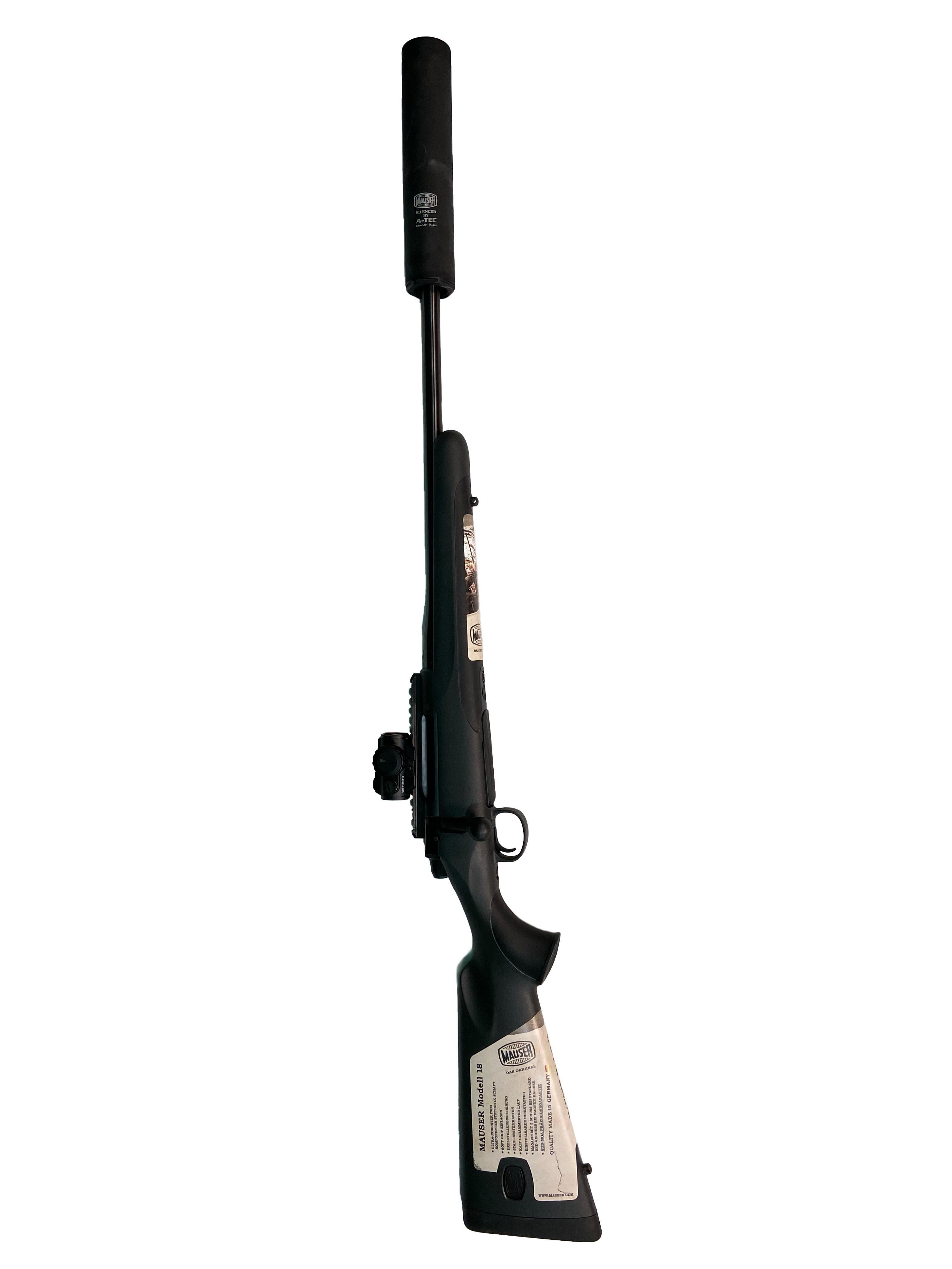 Mauser M18 Drückjagd-Paket